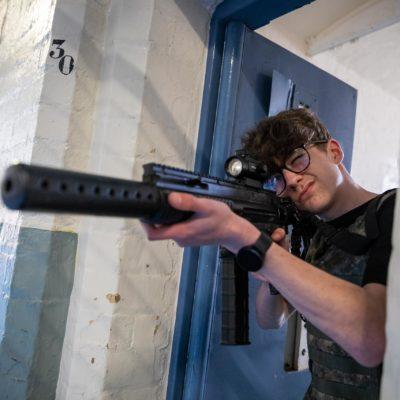 Shepton Mallet Prison iCombat Laser Tag