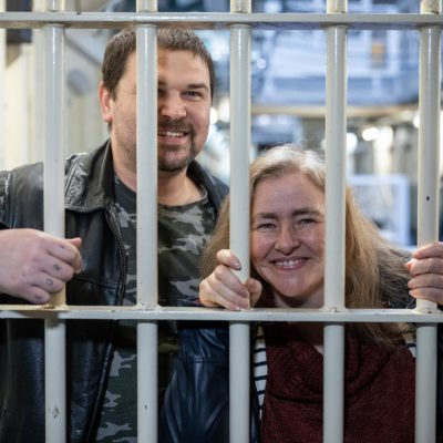 Shepton Mallet Prison Self Guided Tour