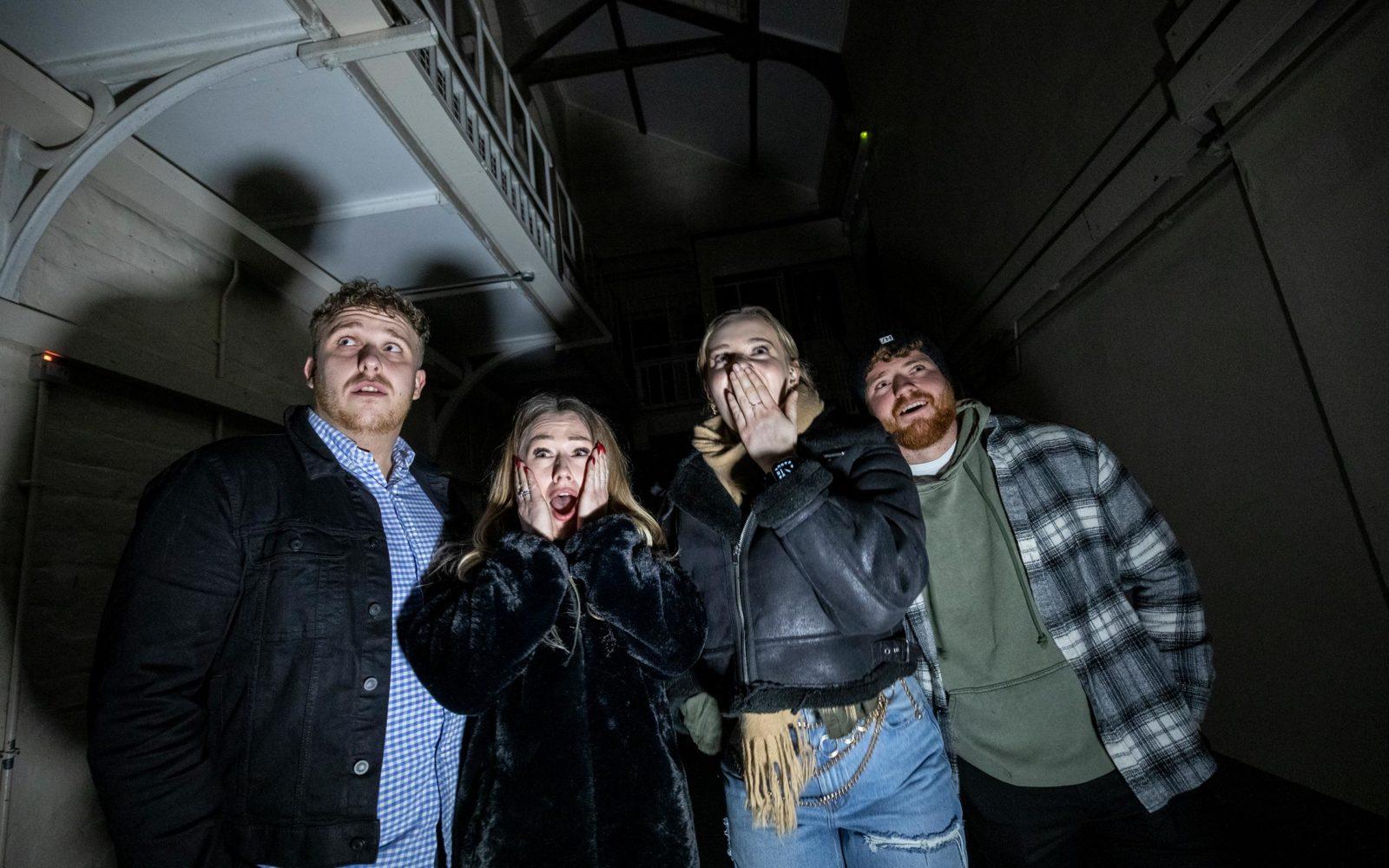 Shepton Mallet Prison Ghost Tour