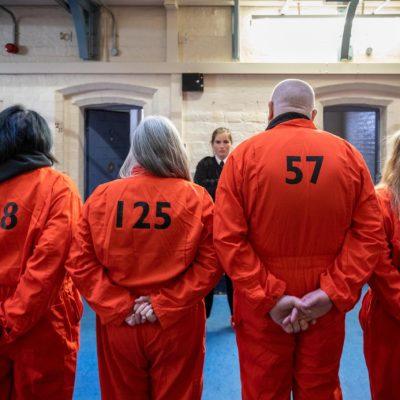 Shepton Mallet Prison Break