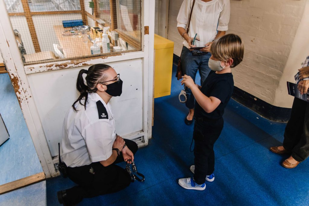 Shepton Mallet Prison Primary School Trips