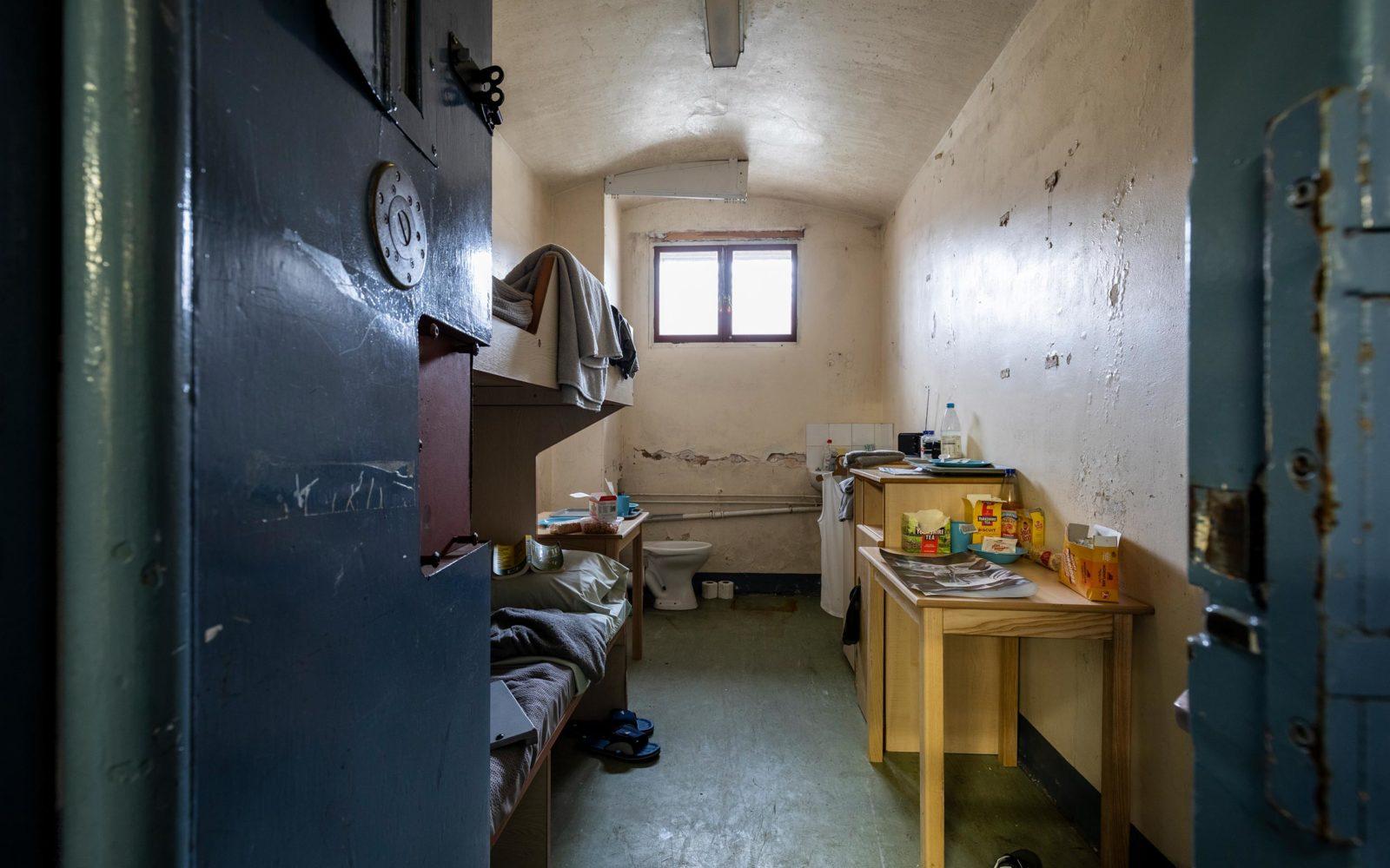 Shepton Mallet Prison Charity Trips