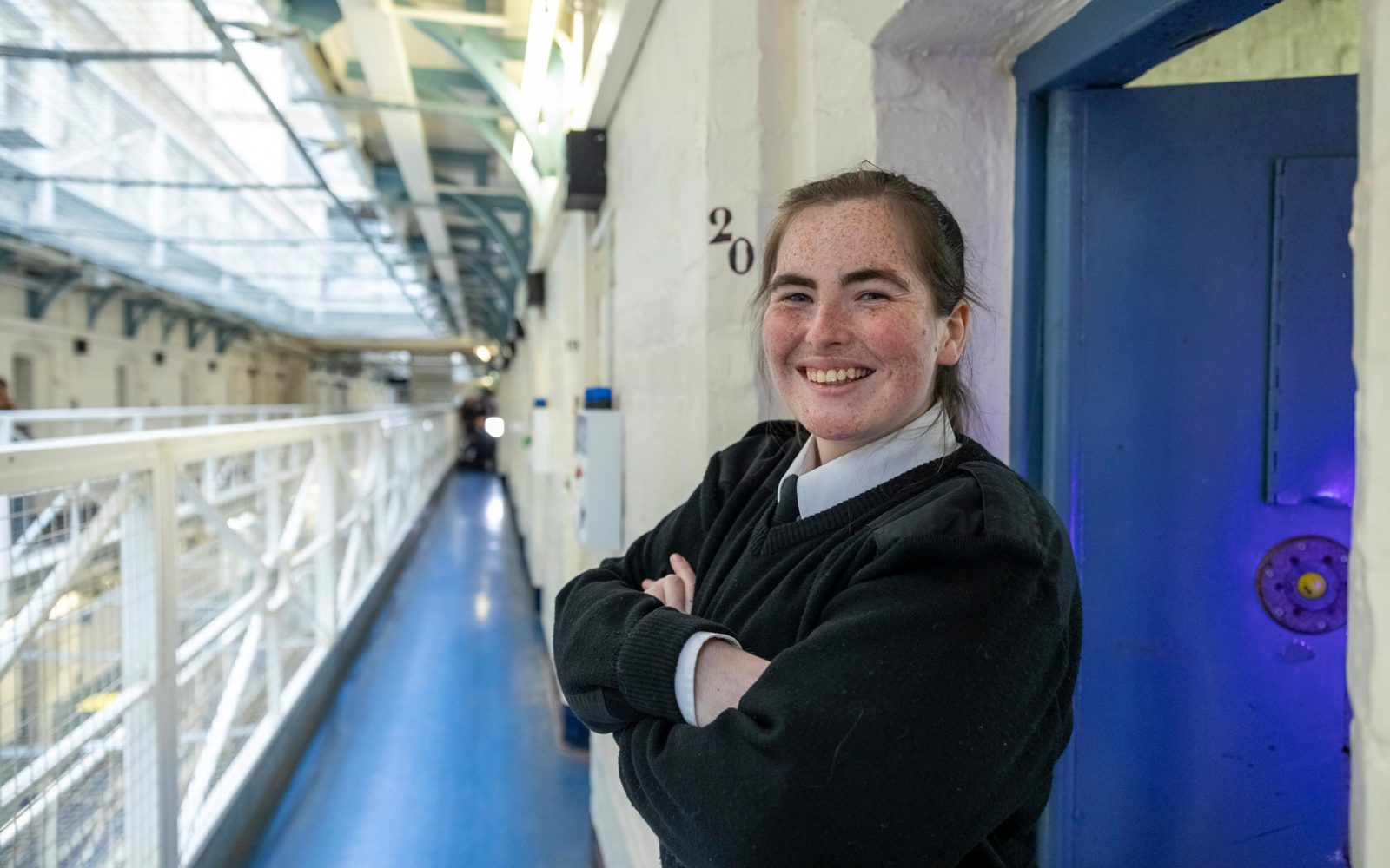 Shepton Mallet Prison Special Education Needs Trips
