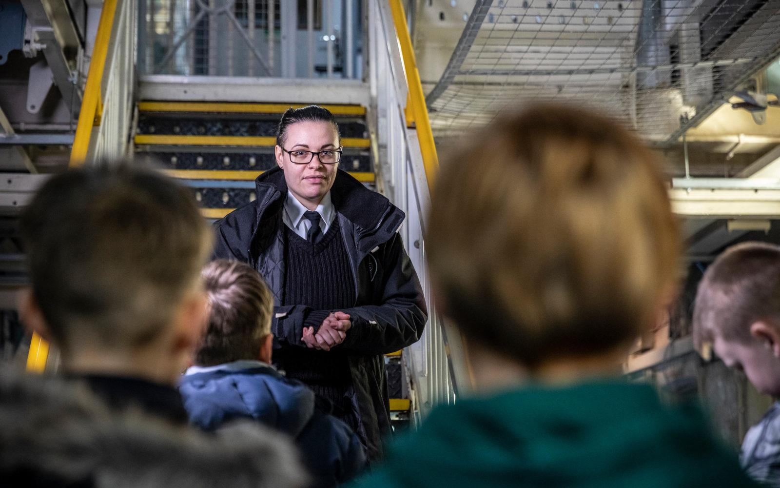 Shepton Mallet Prison Educational Groups