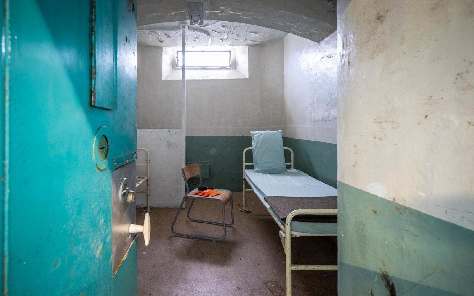 Shepton Mallet Prison Film Production