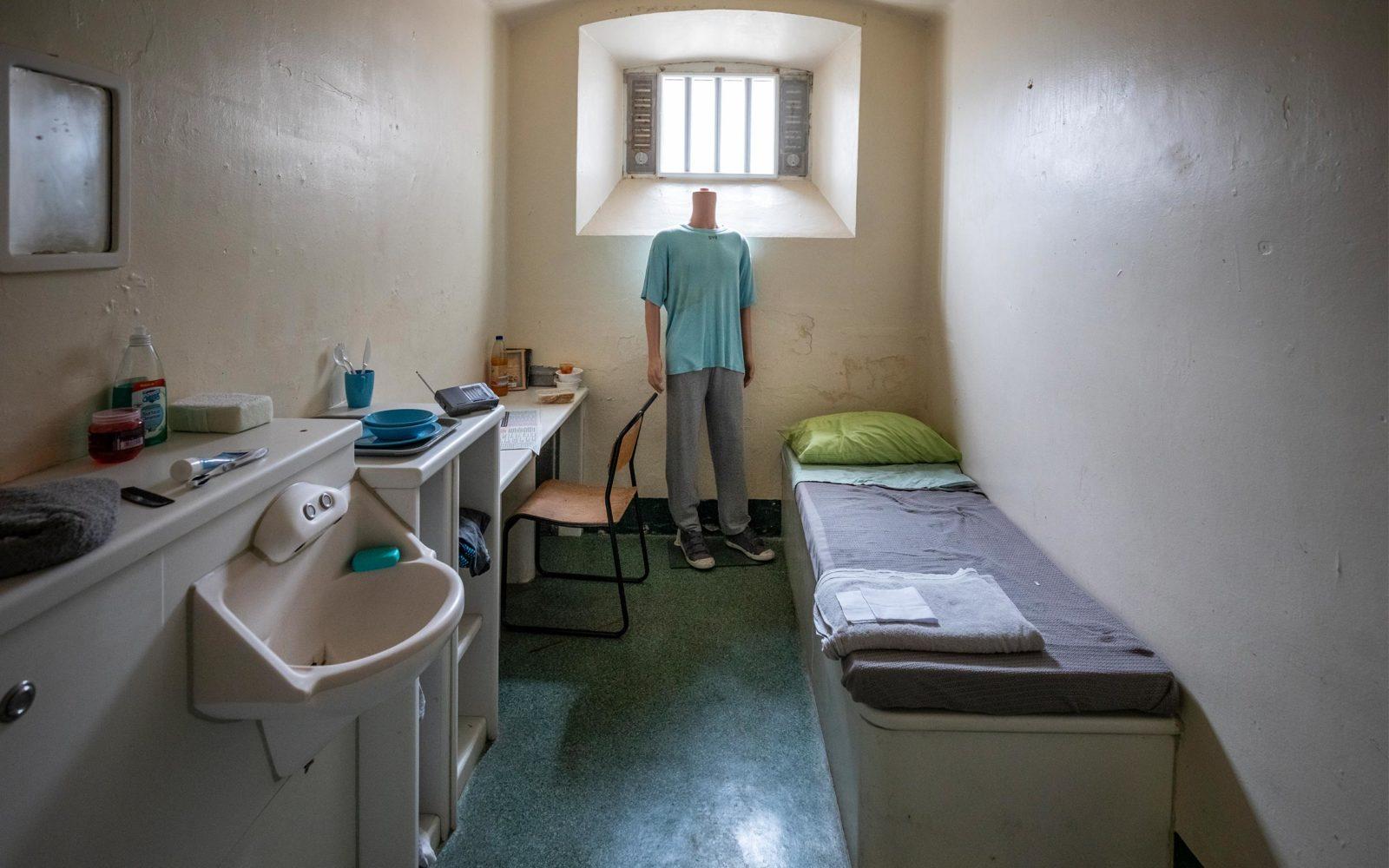 Shepton Mallet Prison A Level Trips