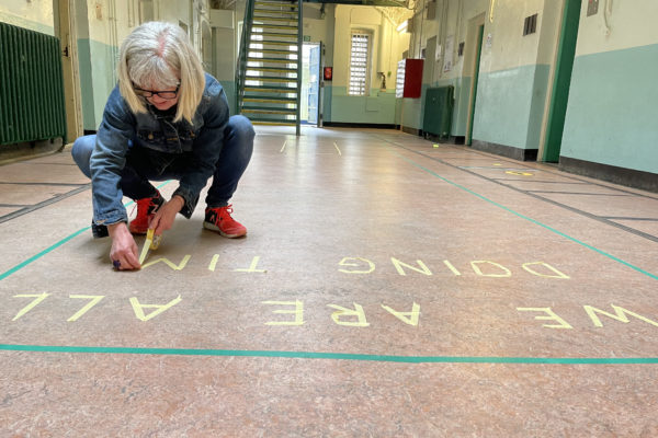 Art Behind Bars ~ Prison Residencies
